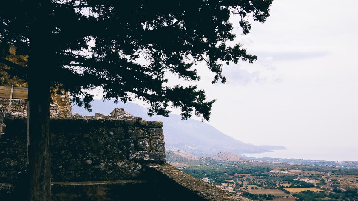 Fort Kastro Kefalonia