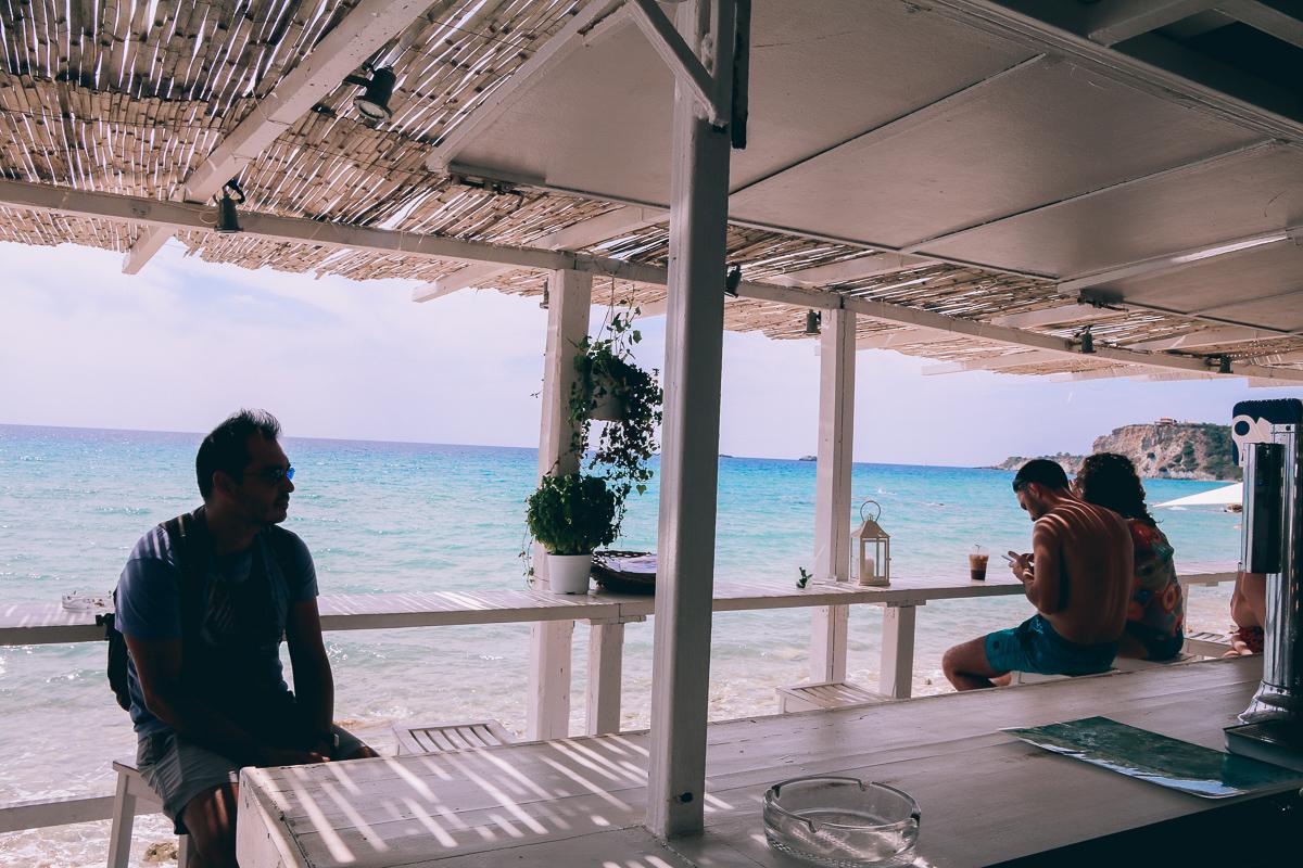 Avithos beach Kefalonnia
