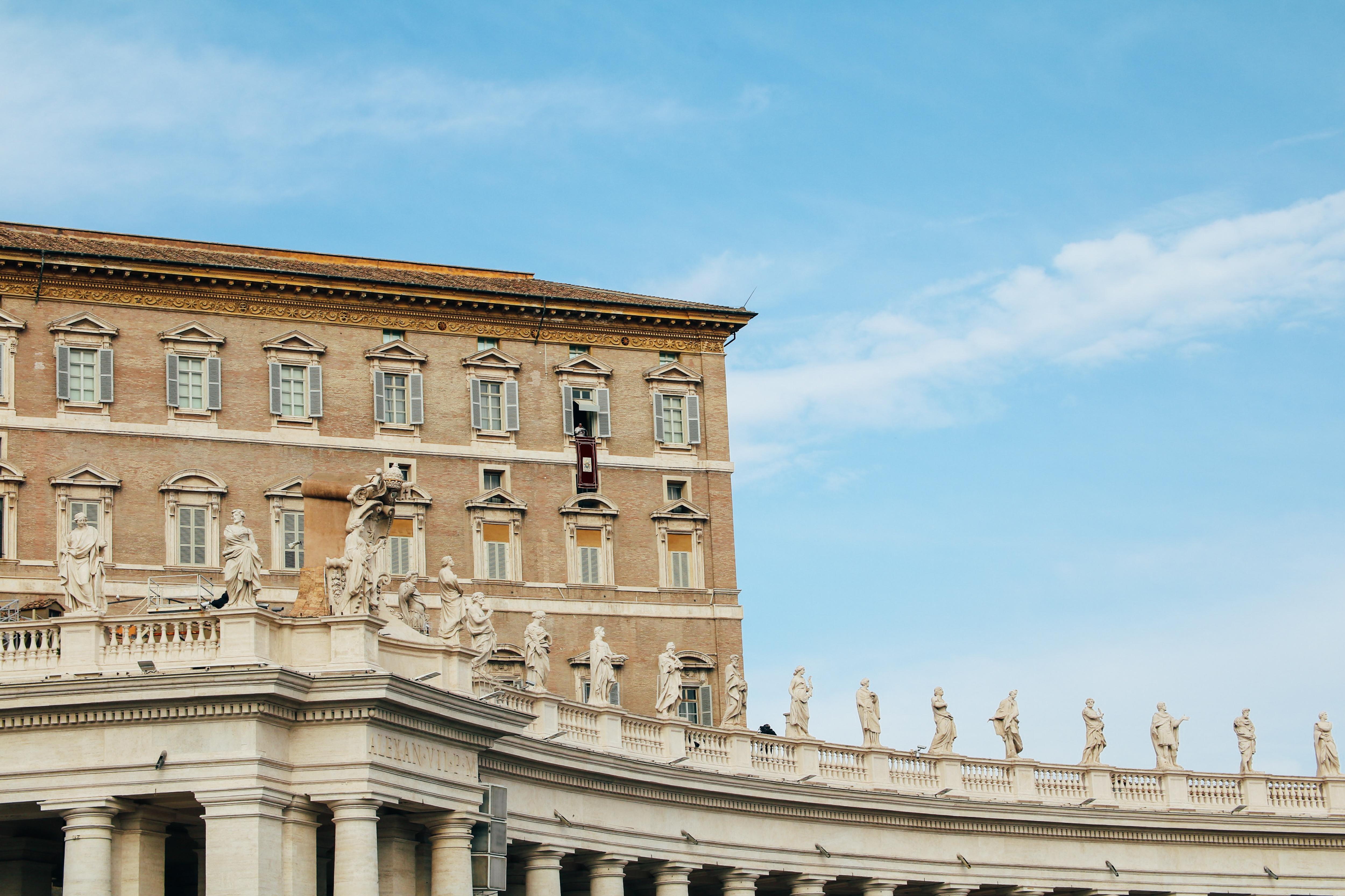 Vaticaanstad paus