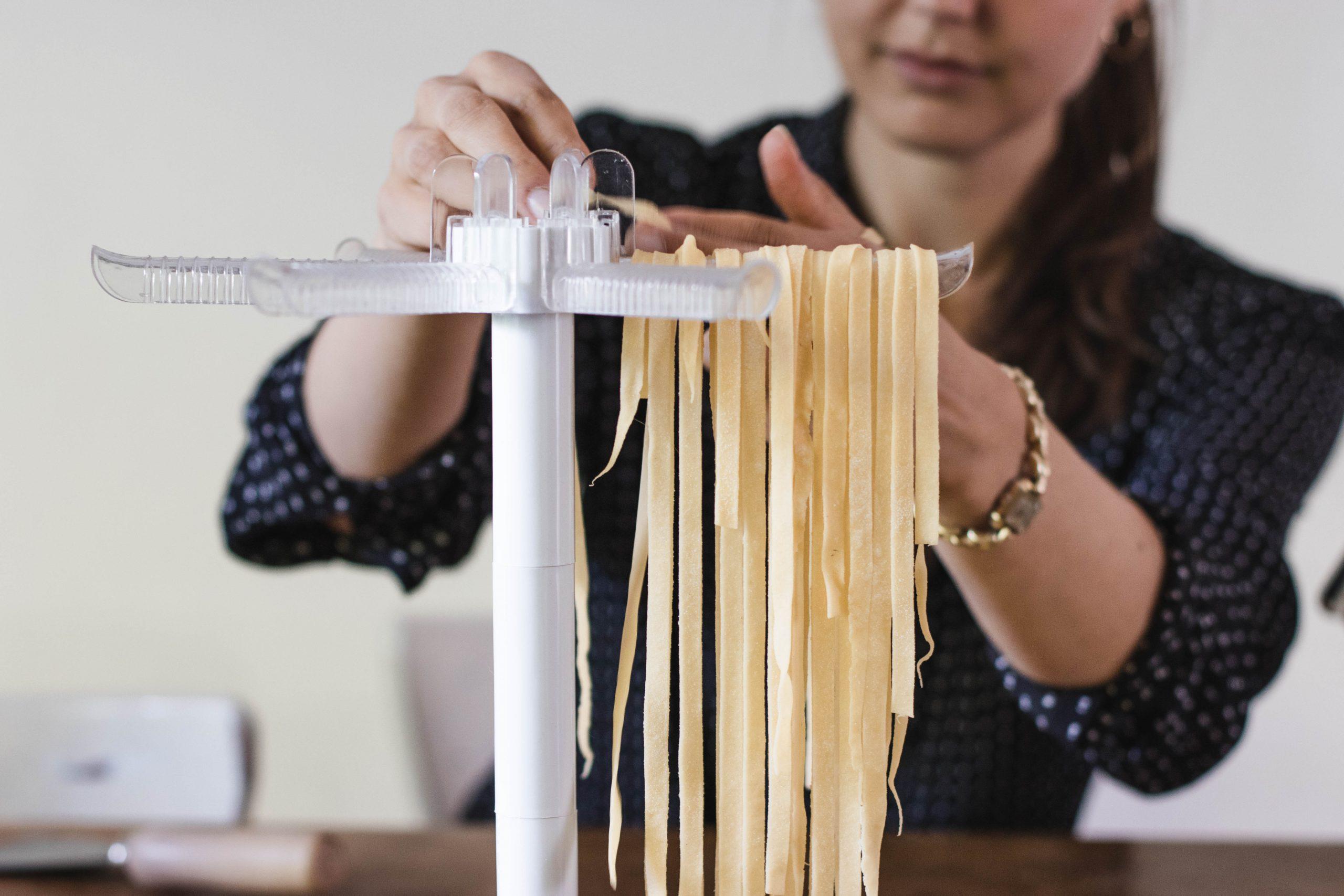 droogrekje verse pasta