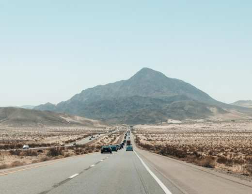 Interstate 15 naar LA